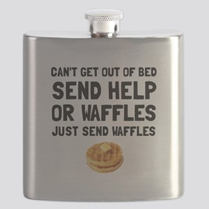 Send Waffles Flask
