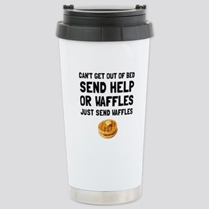 Send Waffles Travel Mug