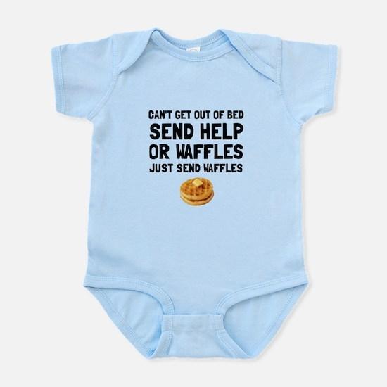 Send Waffles Body Suit