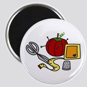 Sewing Supplies Magnets