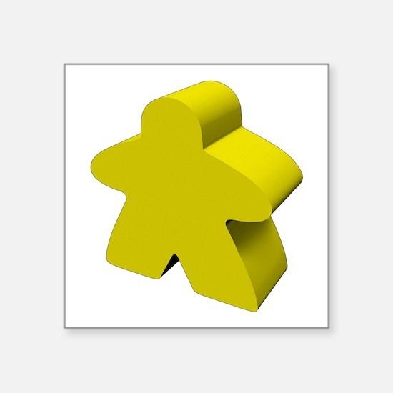 """Unique Board Square Sticker 3"""" x 3"""""""