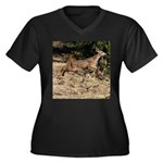 Flying Fawn Plus Size T-Shirt