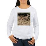 Flying Fawn Long Sleeve T-Shirt