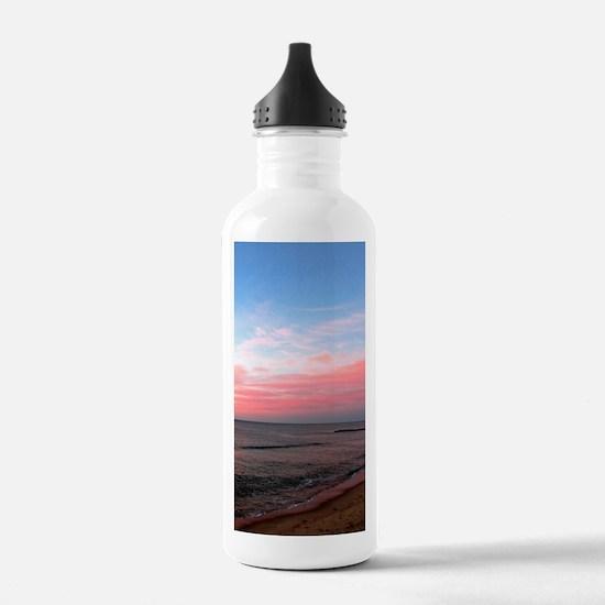 PINK SKIES Water Bottle