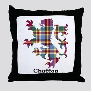 Lion - Chattan Throw Pillow