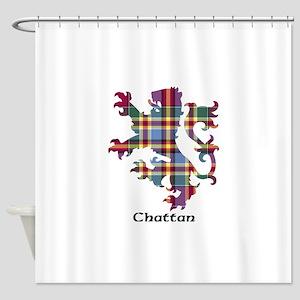 Lion - Chattan Shower Curtain
