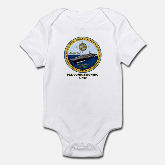 PCU Ford Infant Bodysuit
