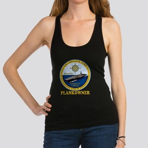 Ford Plank Owner Crest Racerback Tank Top