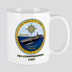 PCU Ford 11 oz Ceramic Mug