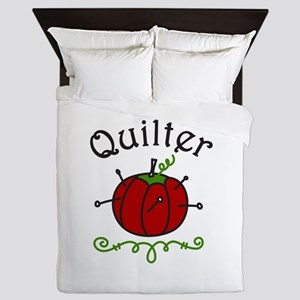 Quilter Queen Duvet