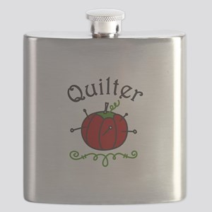 Quilter Flask