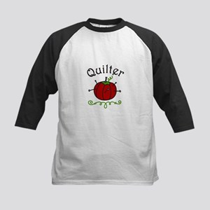 Quilter Baseball Jersey
