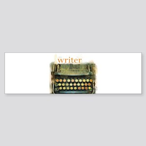 typewriterwriter Bumper Sticker