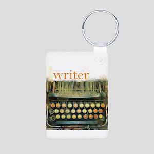typewriterwriter Keychains