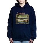typewriterwriter Women's Hooded Sweatshirt