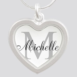 Personalized Monogram Name Necklaces