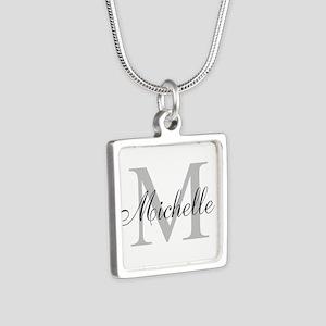 Personalized Monogram Name Necklaces