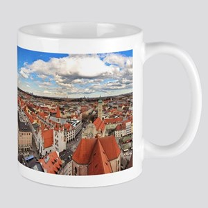 München Panorama Mugs