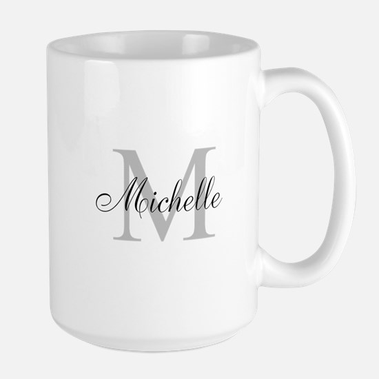 Personalized Monogram Name Mugs