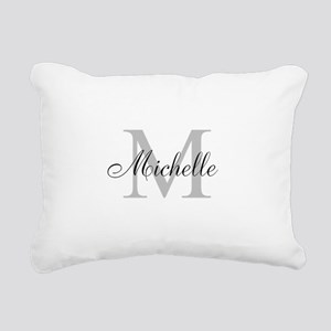 Personalized Monogram Name Rectangular Canvas Pill df91bf4a5