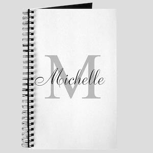 Personalized Monogram Name Journal