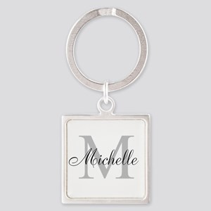 Personalized Monogram Name Keychains