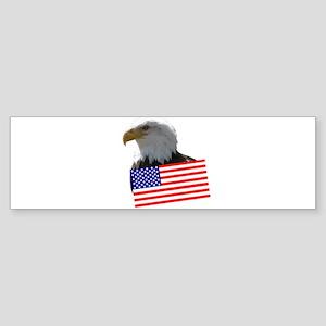 American Eagle USA Bumper Sticker