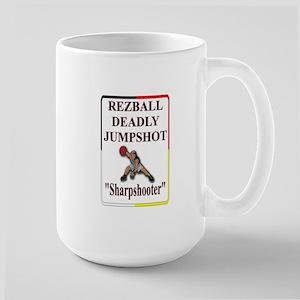 RezBall Deadly Jumpshot Mugs