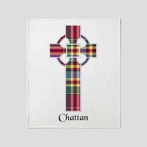 Cross - Chattan Throw Blanket