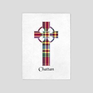 Cross - Chattan 5'x7'Area Rug