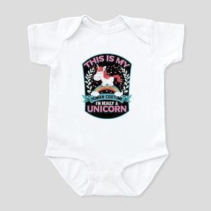 Rounded Square Infant Bodysuit