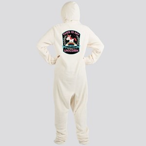 Rounded Square Footed Pajamas