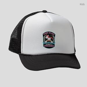 Trendy Bride Kids Trucker hat