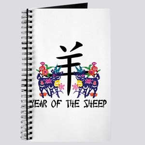 Chinese Zodiac Sign Sheep Journal