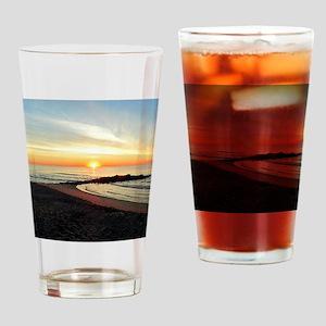 SERENE SUNRISE Drinking Glass