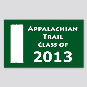 Appalachian Trail Class Of 2013 Sticker