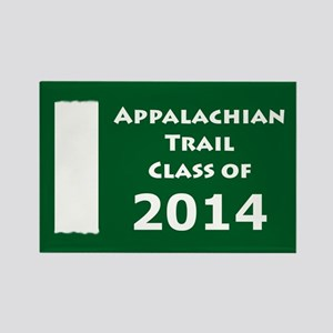 "Appalachian Trail ""Class Of 2014"" Magnet"