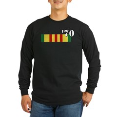 Vietnam 70 Long Sleeve T-Shirt