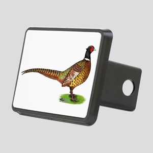 Proud Ringneck Pheasant Hitch Cover