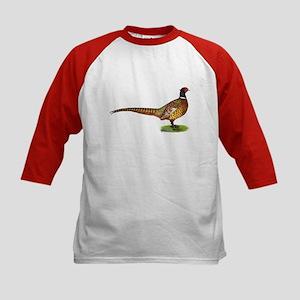 Proud Ringneck Pheasant Baseball Jersey