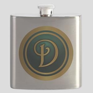 Irish Luck D Flask