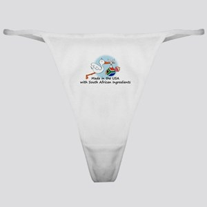 Stork Baby South Africa USA Classic Thong