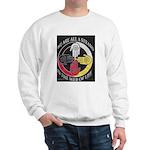 We are a Strand Logo (black) Sweatshirt