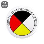 Indiana Homesteaders Festival Medicine Wheel 3.5