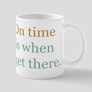 On Time Mug