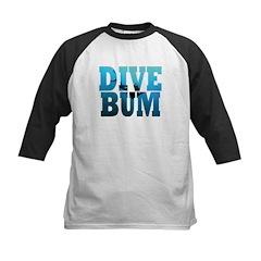 Dive Bum Kids Baseball Jersey
