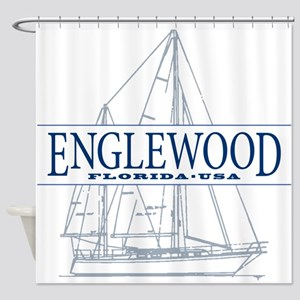 Englewood - Shower Curtain
