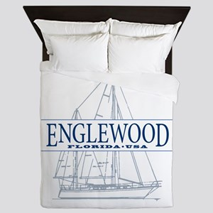 Englewood - Queen Duvet