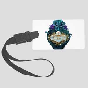 Libra Luggage Tag