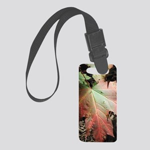Maple Leaf forever Small Luggage Tag